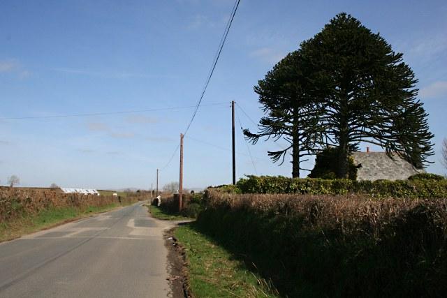 The Road to Denham Bridge