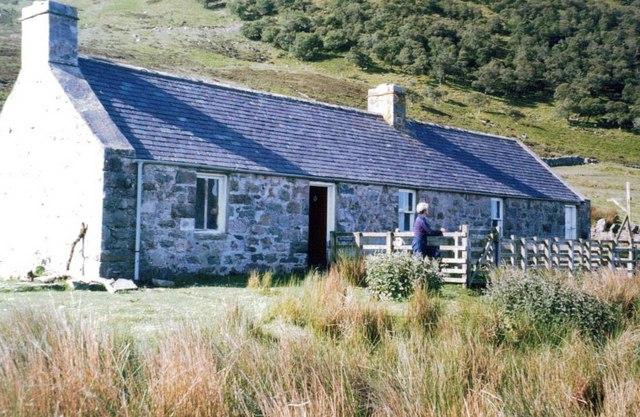 Achnanclach cottage