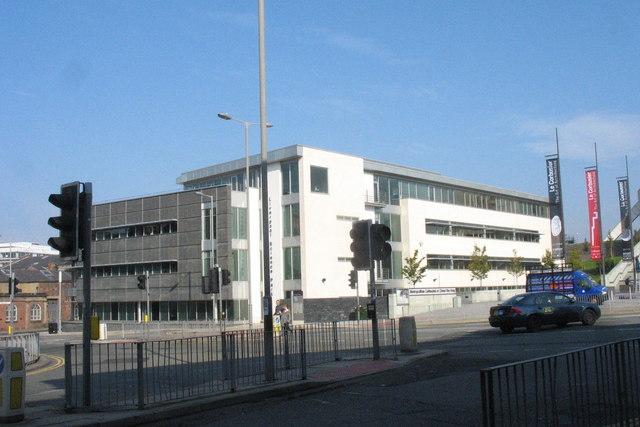 The Liverpool Science Park, 131 Mount Pleasant