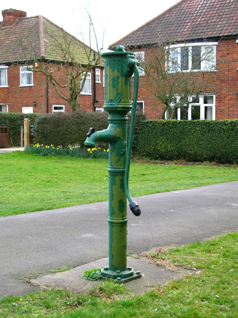 Upper Poppleton Pump