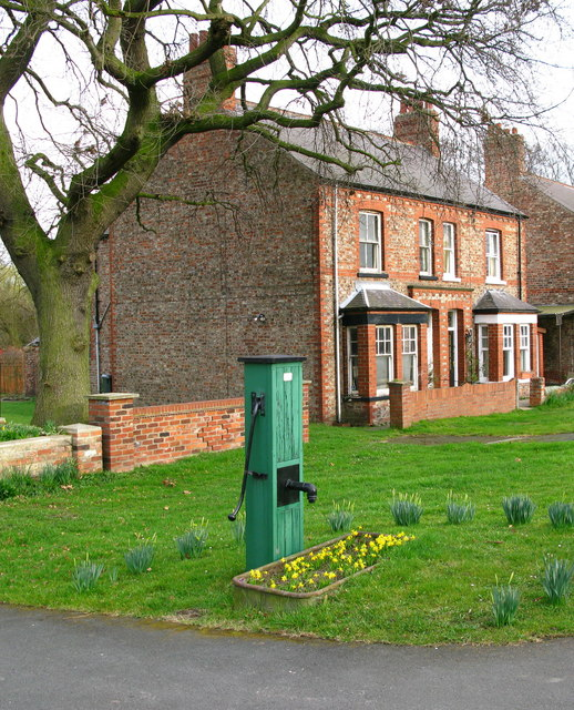 Upper Poppleton Pump