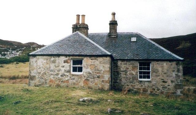 Alladale Bothy