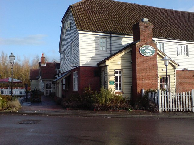Harvester Pub/Restaurant, Fleet