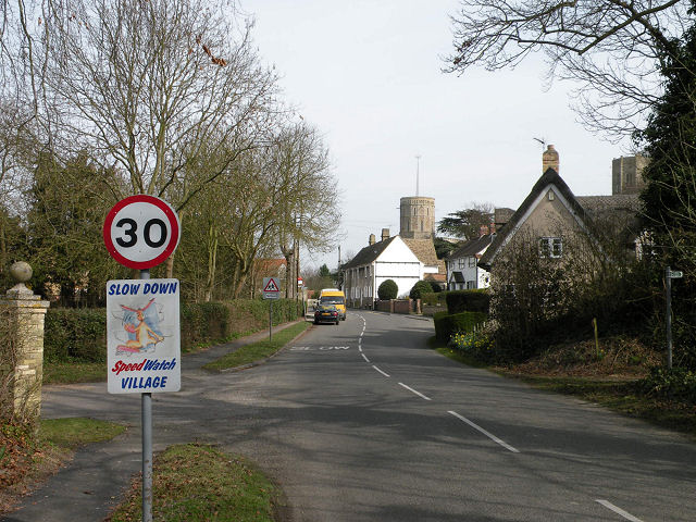 Speed Watch Village