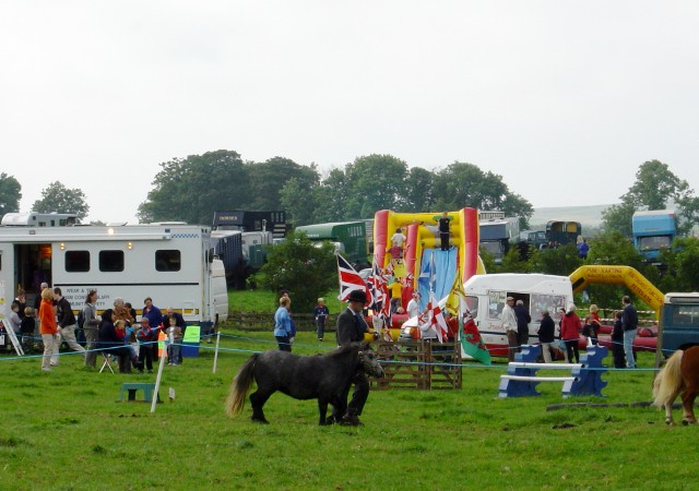 Bowes Agricultural Show
