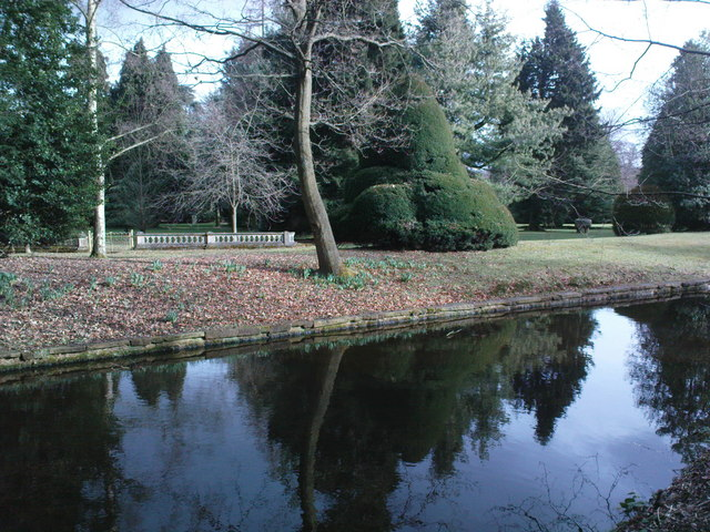 Garden Edge, Grantley Hall