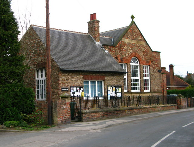 All Saints Hall