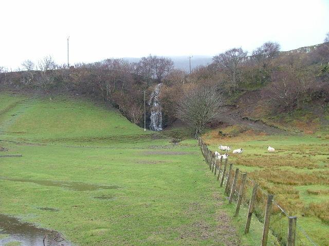 Waterfall at Balmeanach