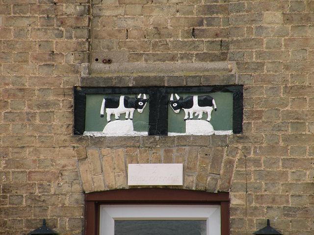 Bull Cottage - detail