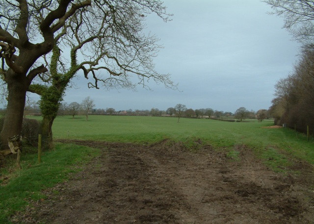 Farmland at Highfields