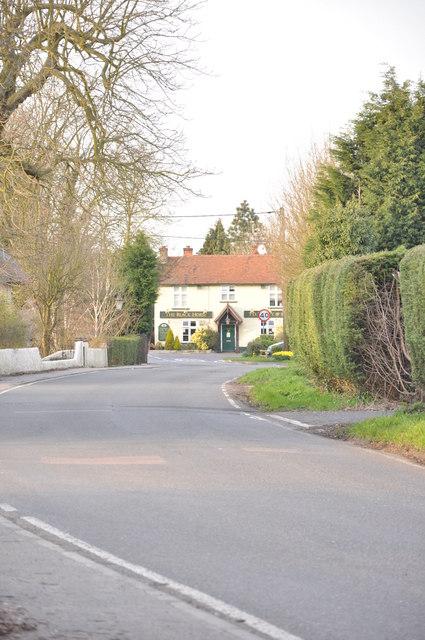 Church Lane to the Black Horse