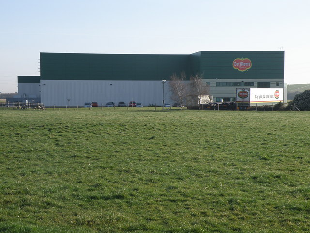 Del Monte Distribution Centre, Slippery Gowt Lane, Boston