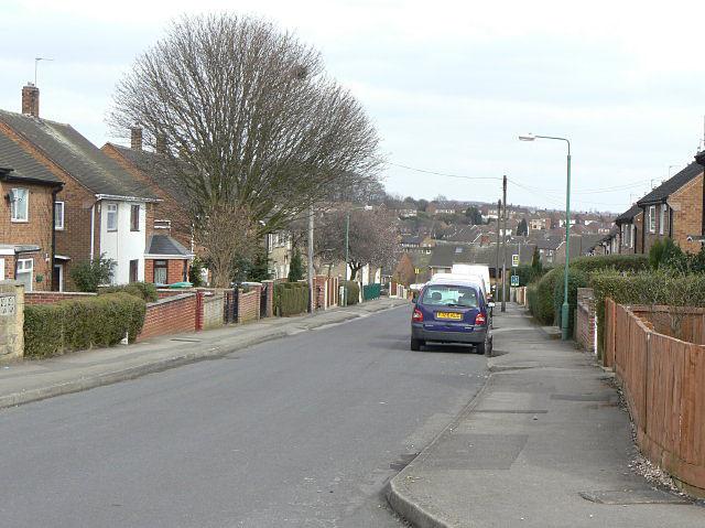 Stevenholme Crescent