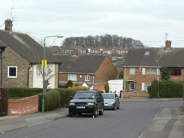 Stevenholme Crescent at Hartcroft Road