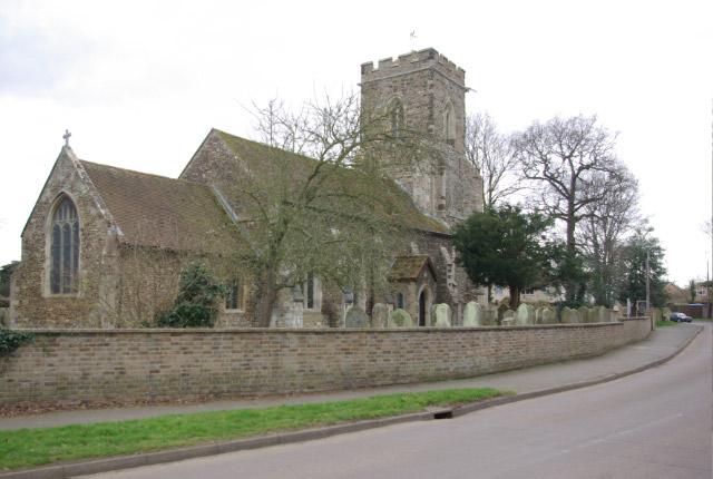 Little Paxton Church