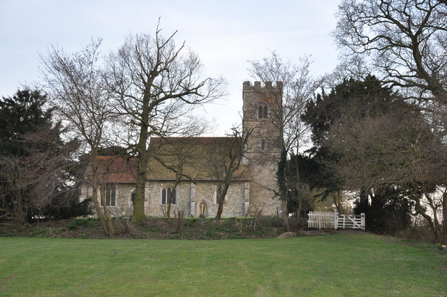 St Botolph Church, Beauchamp Roding