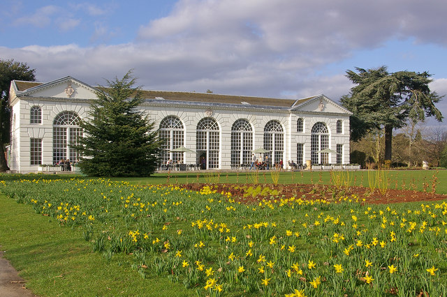 The Orangery, Kew Gardens