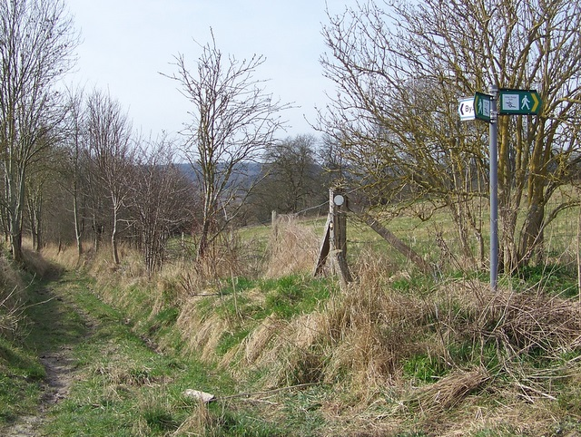 Byway to Middleton Farm