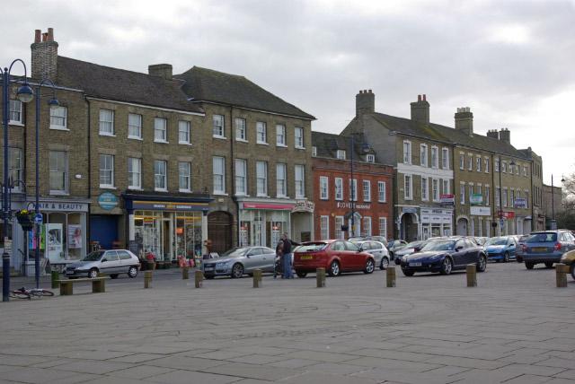 Market Square, St Neots