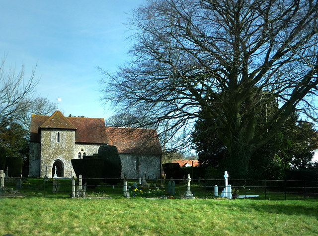 West Stoke Church