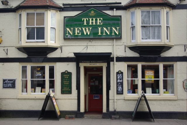 The New Inn, St Neots