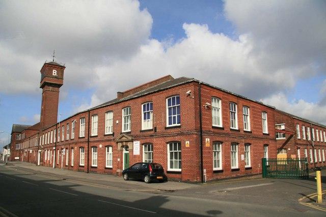 Battersby's Hat Works, Hempshaw Lane