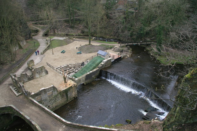 The Torrs, New Mill