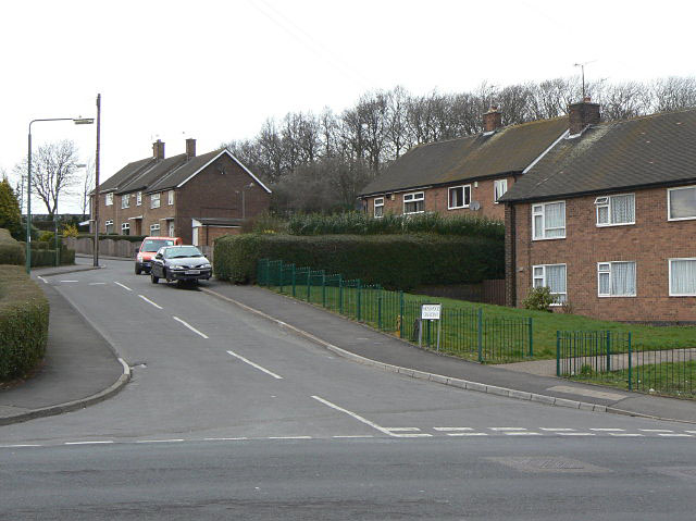 Mosswood Crescent