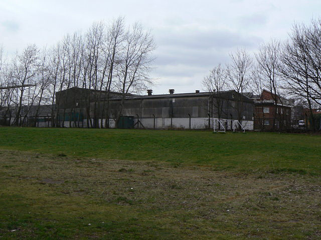 Factory off Arnold Road