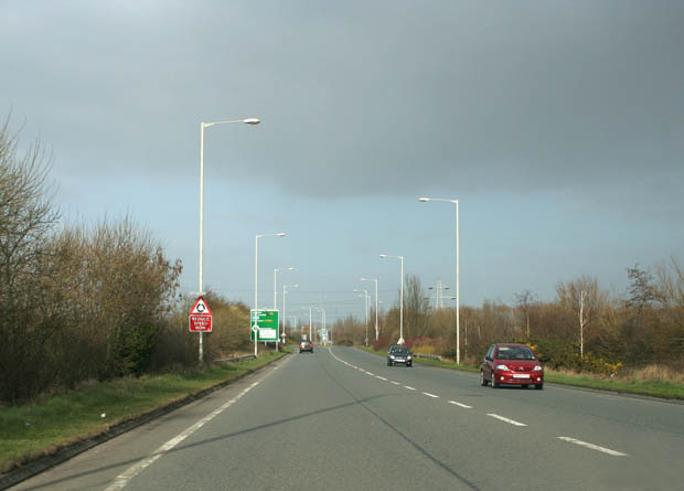 The A683