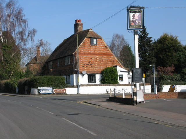 Old Eastside, on junction of Ruckinge Road and The Street