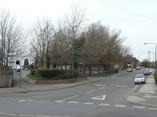 Gainsford Crescent junction