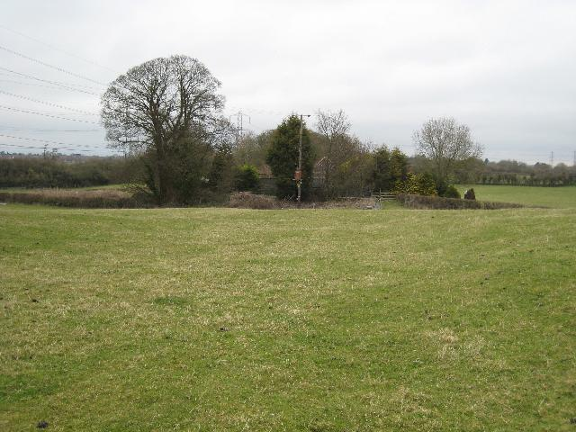 View towards Bluehouse Bridge