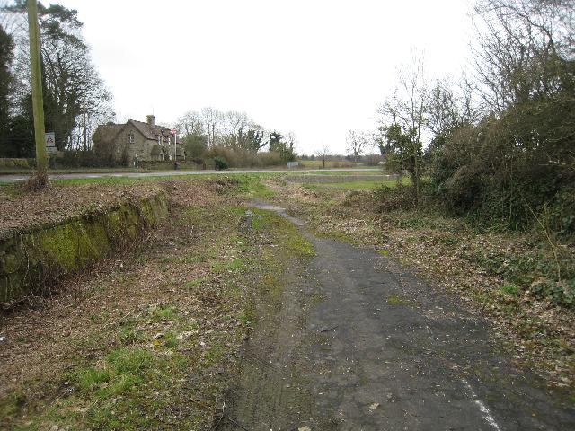 Site of Smerrill Aqueduct