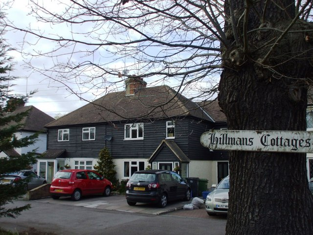 Hillmans Cottages, Abridge