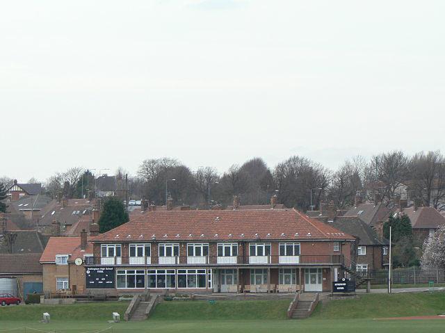 Nottingham High School Pavilion