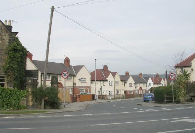 Westbourne Grove - Bradford Road