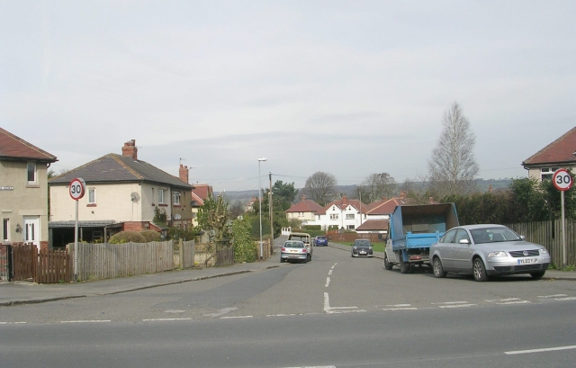 Duncan Avenue - Bradford Road