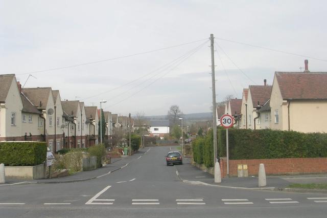 Kineholme Drive - Bradford Road