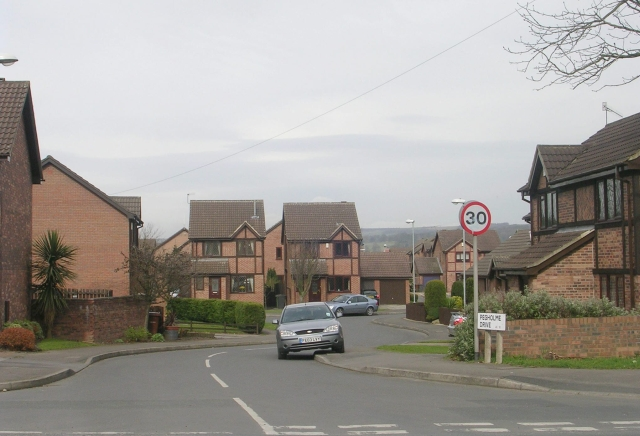 Pegholme Drive - Bradford Road