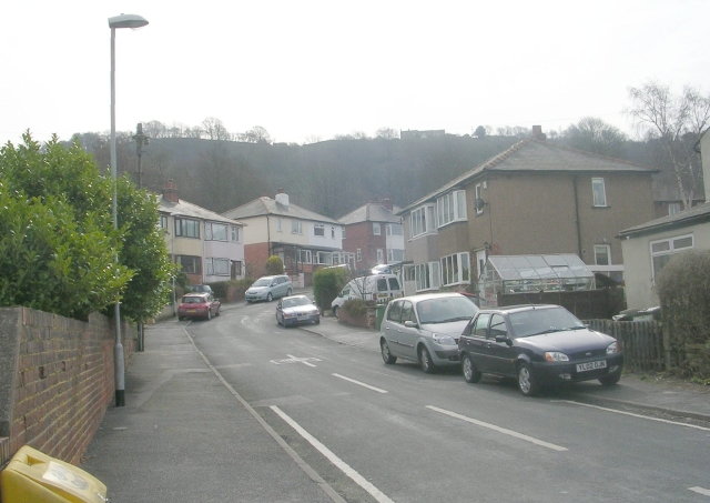 Sunnydale Crescent - Bradford Road