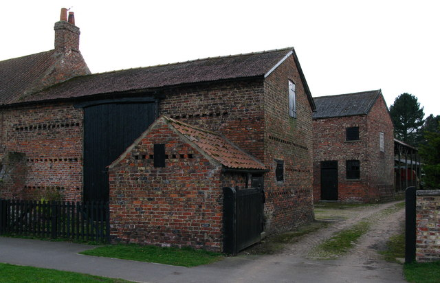Farm at Upper Poppleton