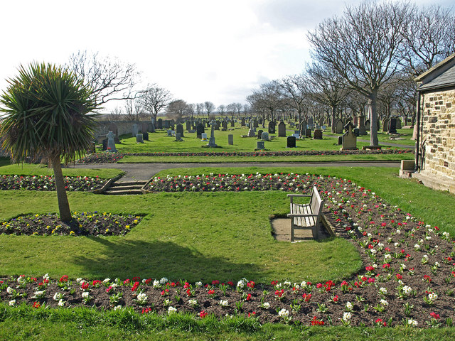 South Beach Cemetery, Blyth