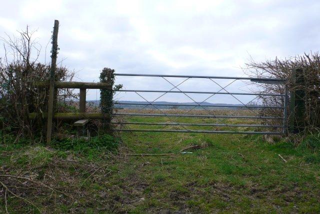 Gateway, Hawkins Farm.
