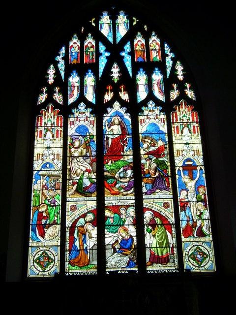 St.Mary's Church, Diss.