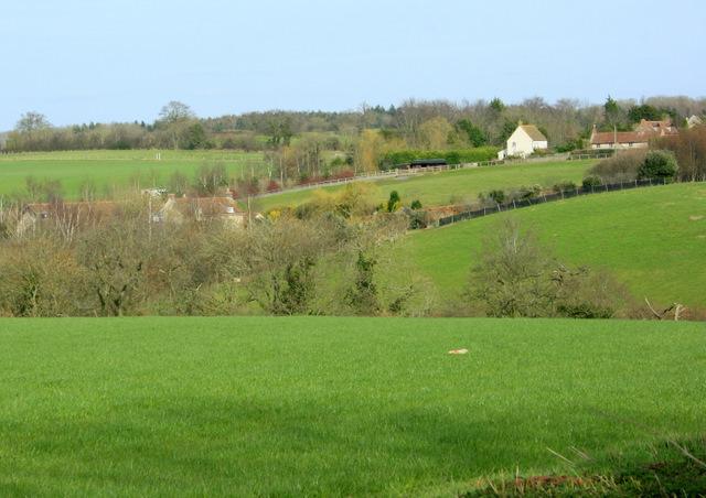2009 : Pasture land near Chelwood