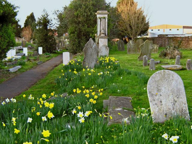 Wembdon Road cemetery