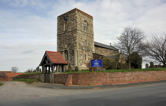 St. Bartholomew's C. of E., Aldbrough