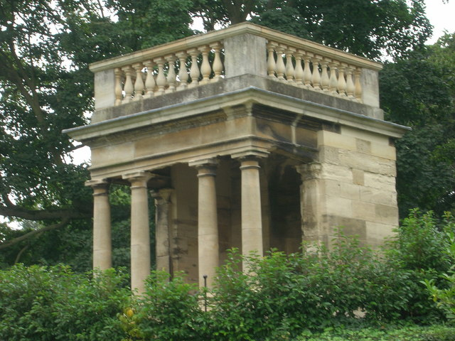 Brodswoth Hall Folly
