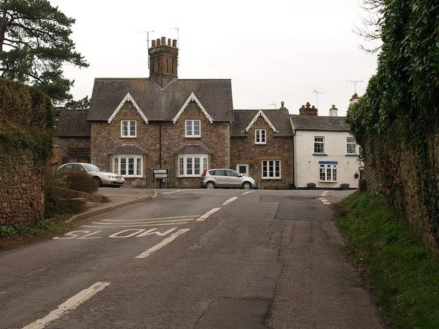 Cottages, Bradford-on-Tone